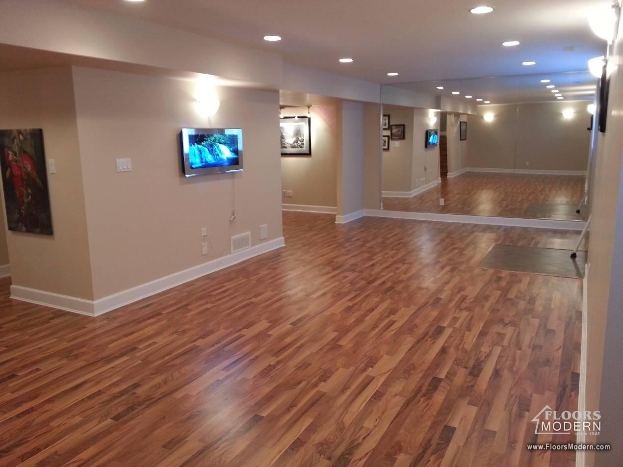Over 900 Sq Ft Laminate Flooring Installed In This New Construction Surrey Bc